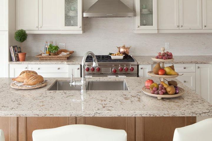 5 поводов купить столешницу для кухни из камня